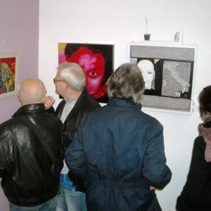 Mostra d'arte a Vasto di sedici artisti in occasione dei centocinquant'anni dell'Unità d'Italia a cura di Daniela Madonna-Laboratorio ArtiBus