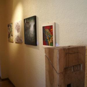 Mostra d'arte a Pescopennataro di sedici artisti in occasione dei centocinquant'anni dell'Unità d'Italia a cura di Daniela Madonna-Laboratorio ArtiBus