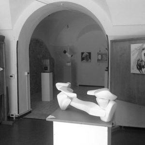 Mostra d'arte a Lama dei Peligni di sedici artisti in occasione dei centocinquant'anni dell'Unità d'Italia a cura di Daniela Madonna-Laboratorio ArtiBus