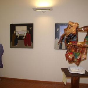 Mostra d'arte sulla Famiglia Rossetti, The House of life a cura di Daniela Madonna del Laboratorio ArtiBus, Casa Rossetti Vasto (CH)