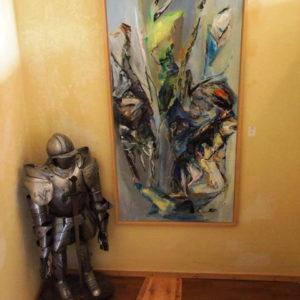 morena antonucci, castello gamberale, daniela madonna, arte, mostra, artibus