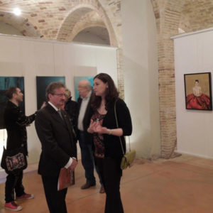 IncontrArti, premio Vasto, ArtiBus, Daniela Madonna