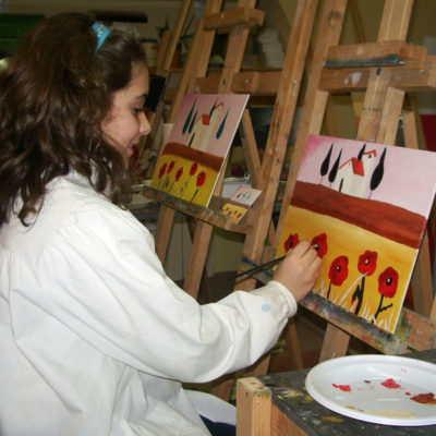 Pittura al cavalletto