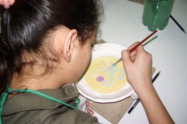 Disegno e pittura alla Scuola Primaria di San Salvo