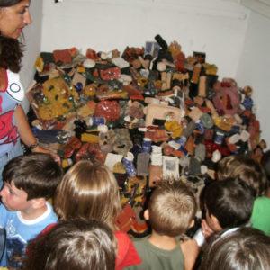incontrarti 2009, premio vasto, museo archeologico, vasto, artibus, daniela madonna, laboratori, bambini, arte, visite guidate