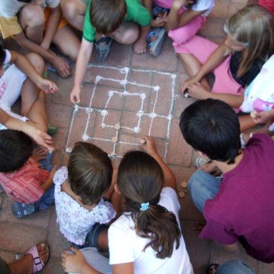 Il gioco nell'antichità, Museo archeologico in Palazzo d'Avalos Vasto (CH) - Progetto ArcheoMagia del Laboratorio ArtiBus