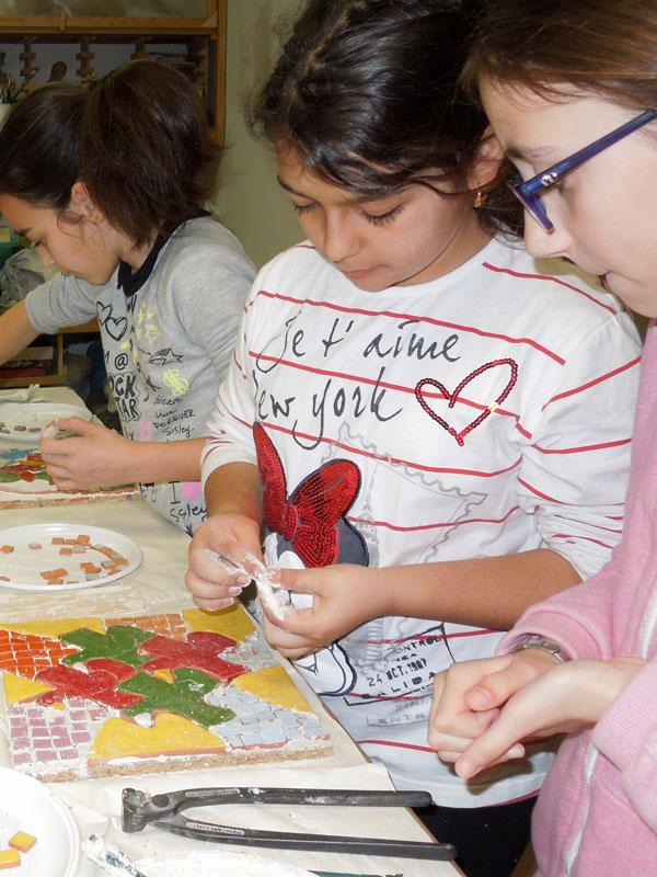 Progetti d'arte per la scuola secondaria. Pittura, argilla e ceramica