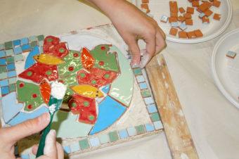 Alla scoperta del mosaico