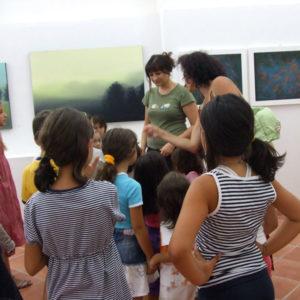 incontrarti 2008, vasto, laboratori, visite guidate, bambini, arte, famiglie