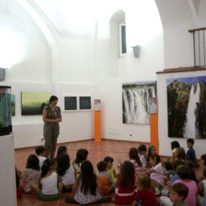 incontrarti 2008, vasto, laboratori, visite guidate, bambini, arte