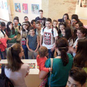 Visite guidate delle scuole ad Incontrarti 2014