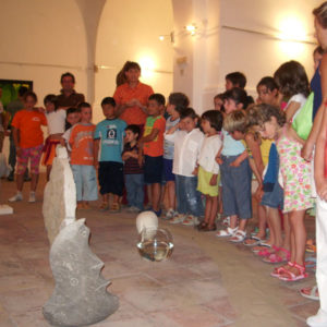 incontrarti 2006, premio vasto, artibus, daniela madonna, laboratori, bambini, arte, visite guidate, palazzo d'avalos