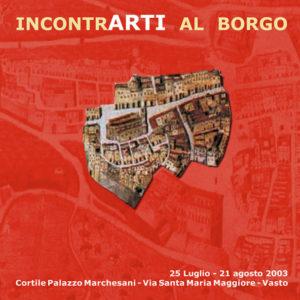 IncontrArti 2003