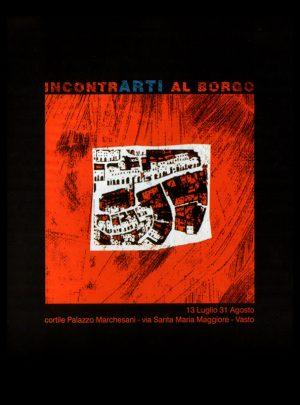 IncontrArti 2002