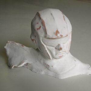 Gabriele, 17 anni- Terracotta patinata
