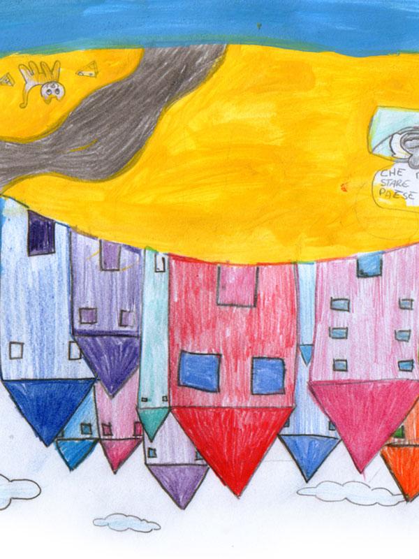 favole scritte e illustrate dai bambini