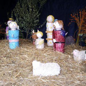 Presepe in ceramica, Classi quinte della scuola Primaria (I Circolo San Salvo) a.s. 2005-'06