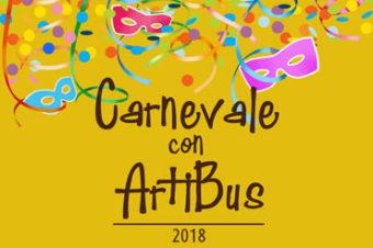 Carnevale con ArtiBus 2018