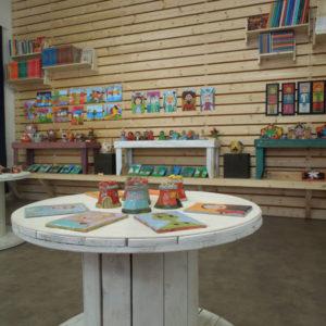 Mostra di pittura e scultura dei lavori realizzati dai bambini e ragazzi
