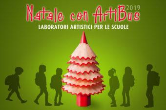 ArtiBus x la scuola a Natale