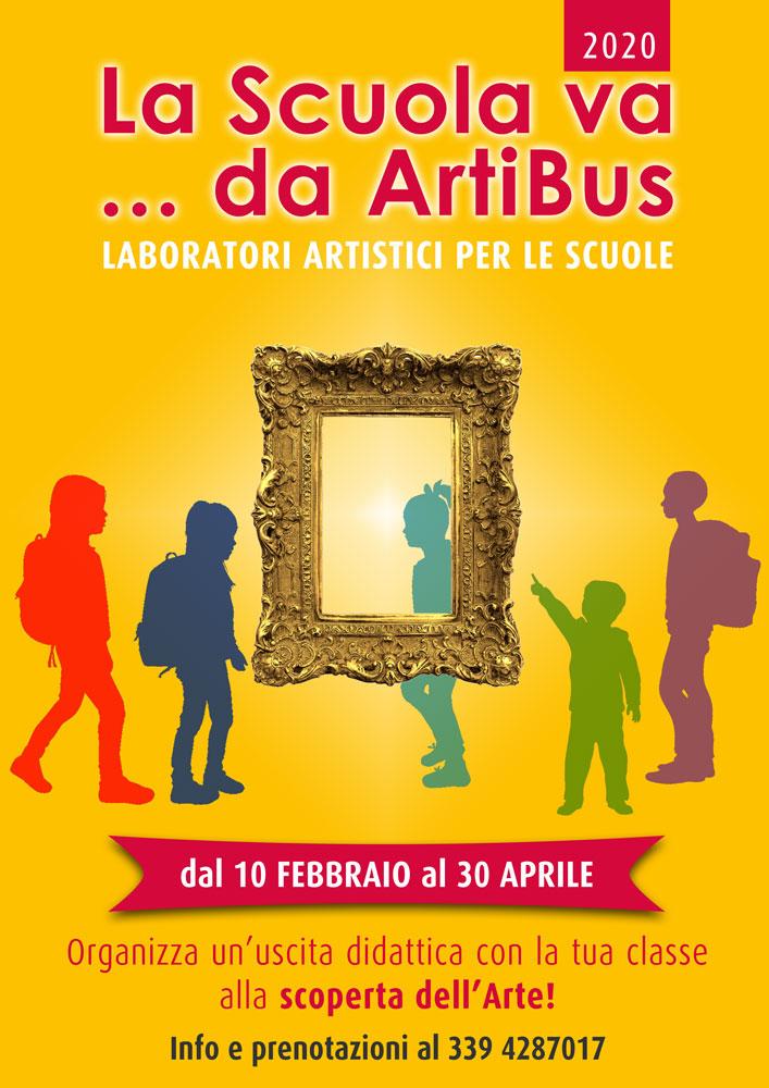 La scuola va ... da ArtiBus